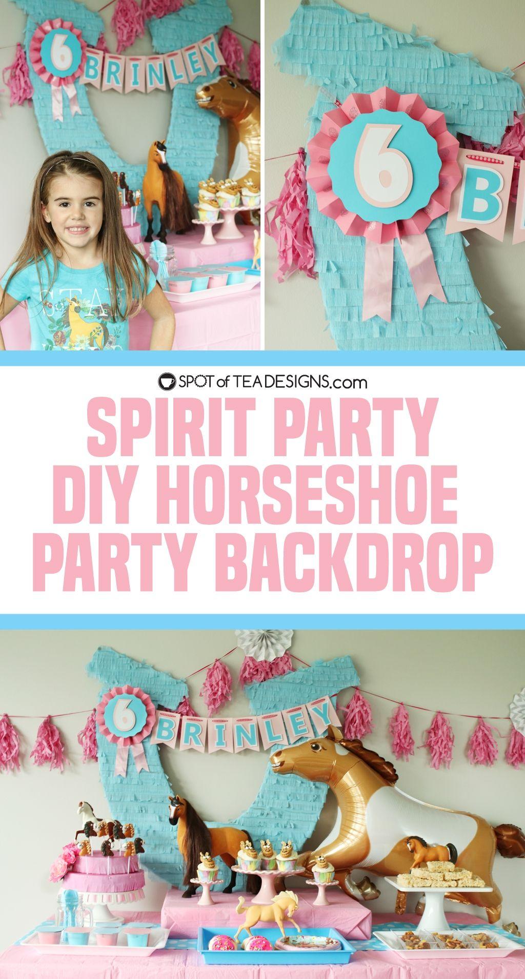 Spirit Party Backdrops For Parties Diy Party Tea Design