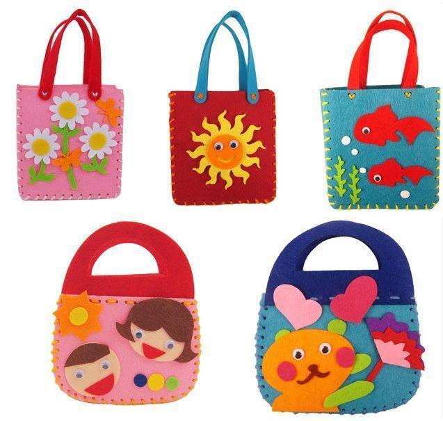 Designs Diy Kids Childrens Handbag Bag
