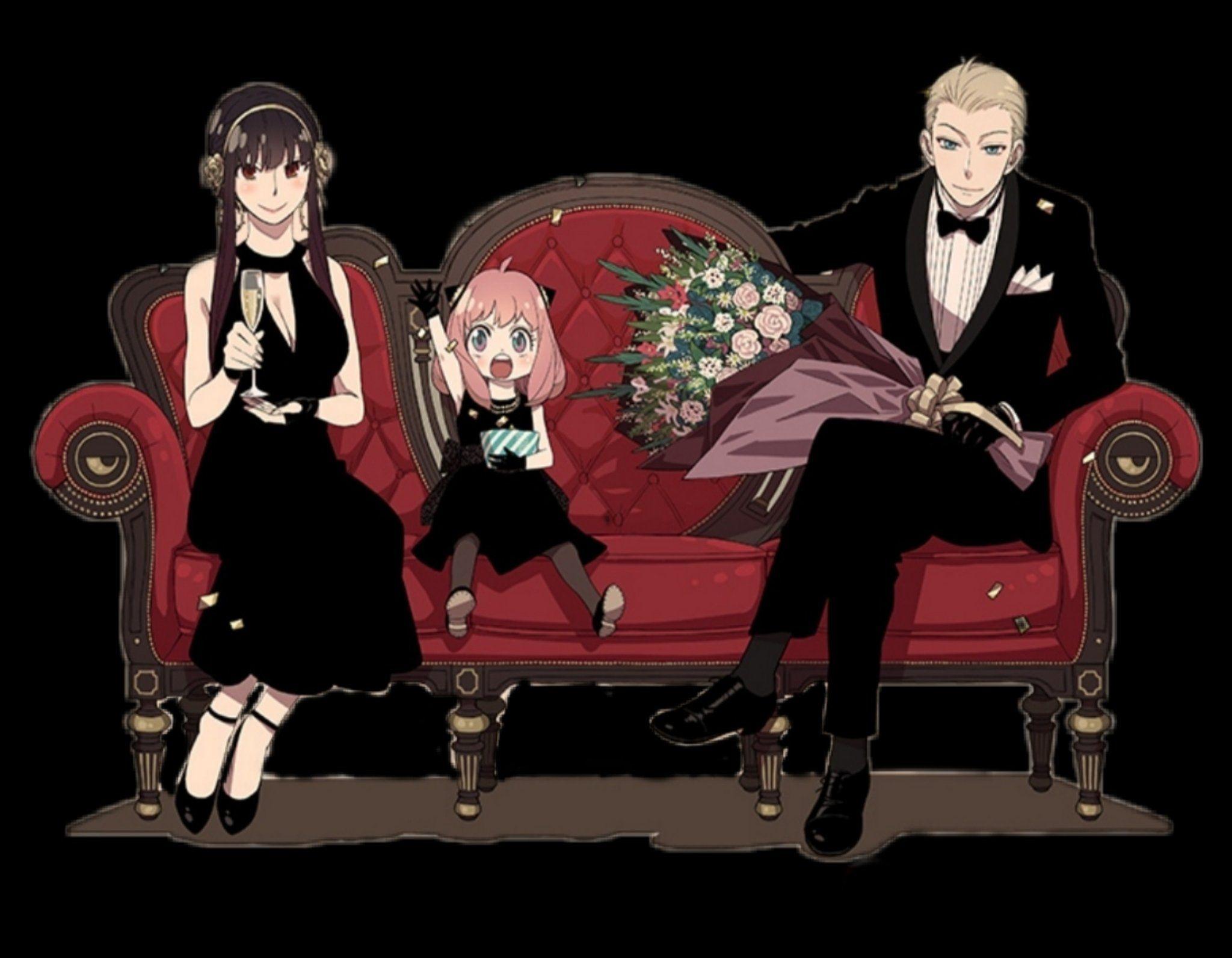 SPY x FAMILY🔎 on | Anime và Manga