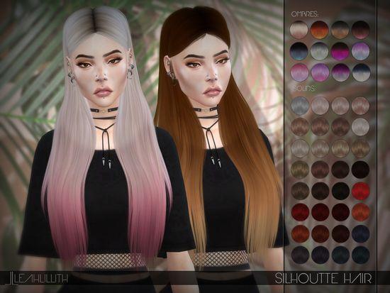 Épinglé par Lola sur sims 4 maquillage/coiffures Sims