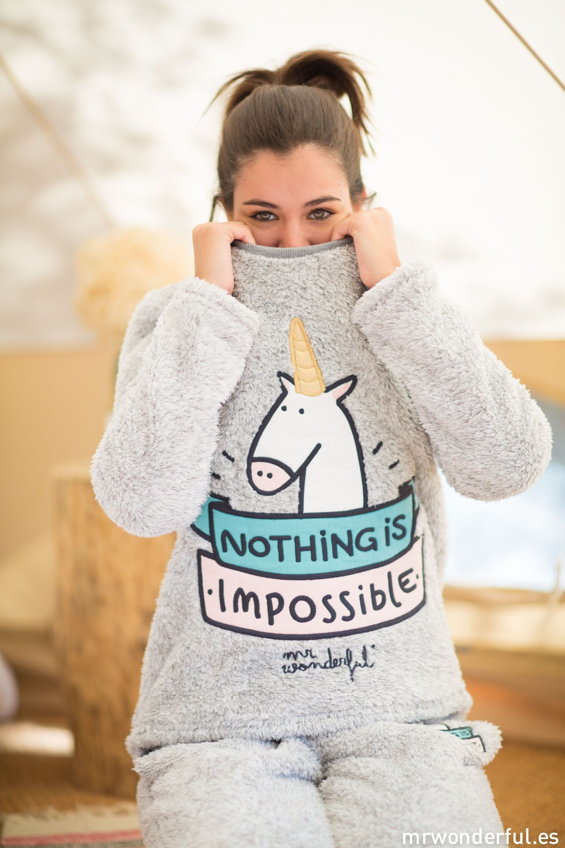 Oysho's Mr. Wonderful Winter 2015 Line Perfect for Staying Cool and Cozy at Home