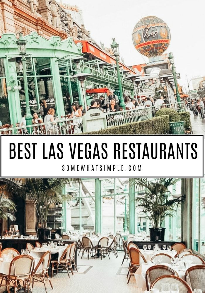 Best Restaurants In Las Vegas Family Travel Las Vegas