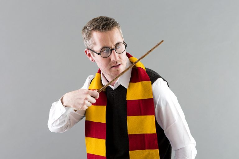 ditch your muggle ness by wearing this harry potter and hermione halloween couples costume