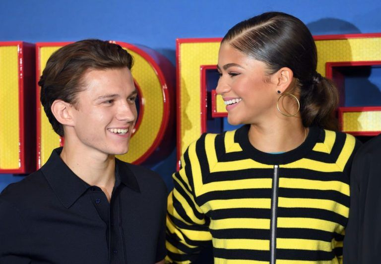 Fans Don't Believe Zendaya When She Says She and 'Spider ...
