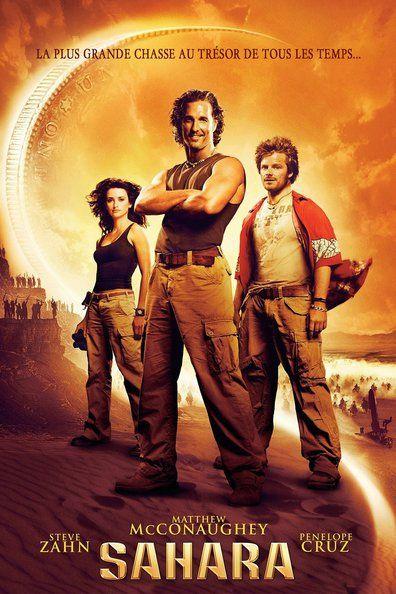 Sahara 2005 Regarder Sahara 2005 En Ligne Vf Et Vostfr Synopsis Pour Dirk Pitt Explorateur Scientifiqu Sahara Movie Full Movies Online Free Full Movies