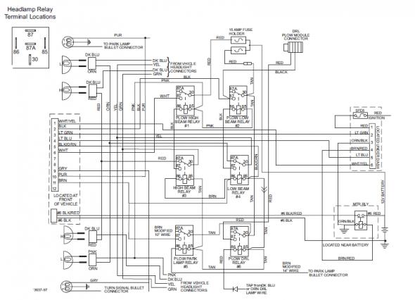 99 s10 wiring diagram plow truck snowdogg snow plow wiring diagram di 2020  snowdogg snow plow wiring diagram di 2020