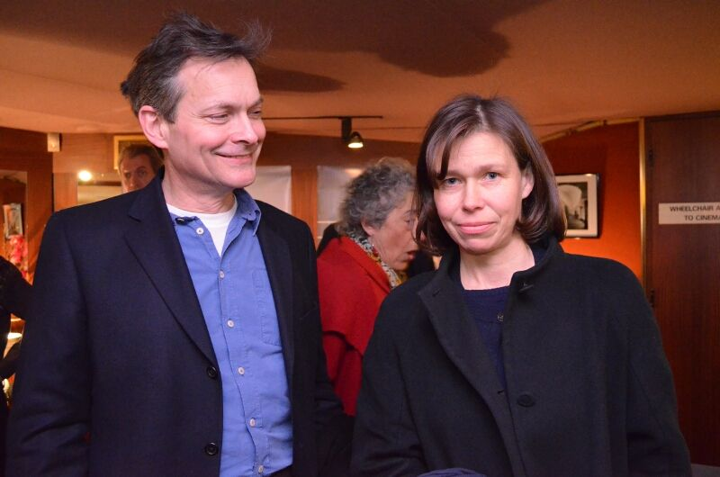 Daniel Chatto with his wife Lady Sarah Chatto, Photo Credit – www.foxtrotfilms.com