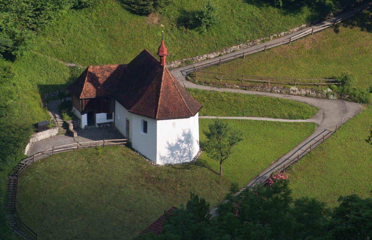 Flüeli-Ranft Kapelle