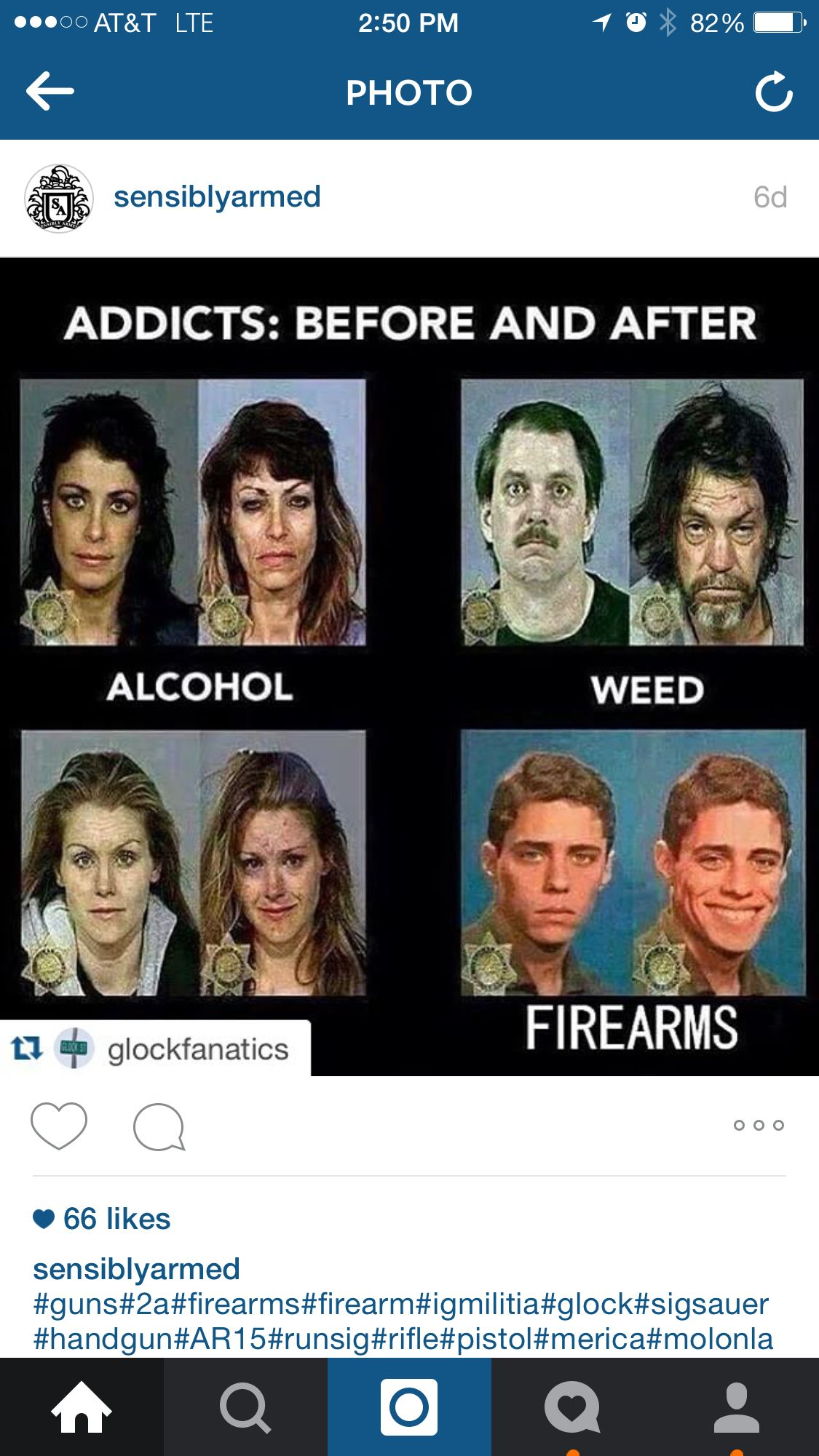 d2b59819b1d21eeca6283120621bd4dc funny before and after drugs, firearms funny things pinterest