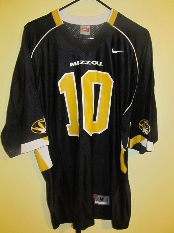 brand new 62918 e059b Missouri Tigers football jersey - Nike Adult Medium #Nike ...