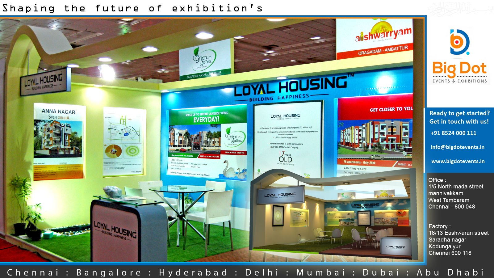 Exhibition Stall Design And Fabrication In : Exhibition stall fabricators in chennai exhibition stall design