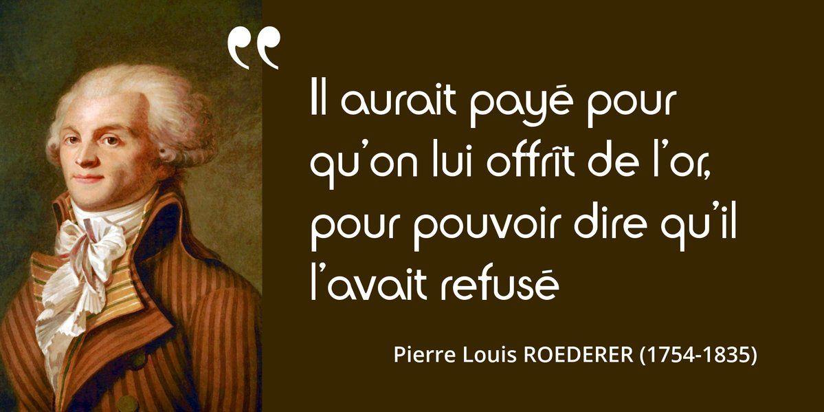 Le personnage du jour  Robespierre citations) Avocat introverti, il se  révèle au mi,temps de la Révolution.