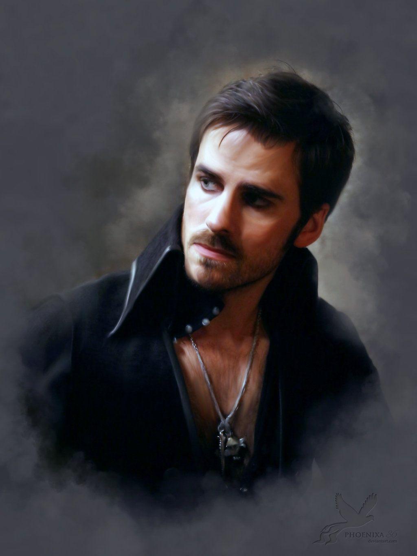 Killian Jones Captain Hook Once Upon Time By Phoenixa86 On