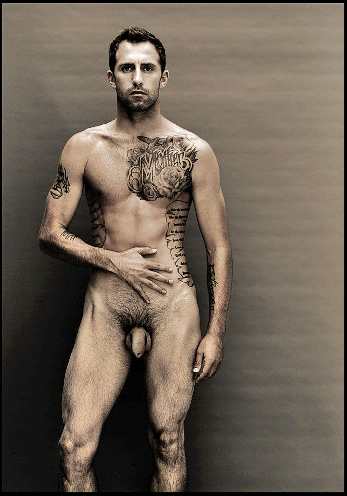 Male Naked Tattoo