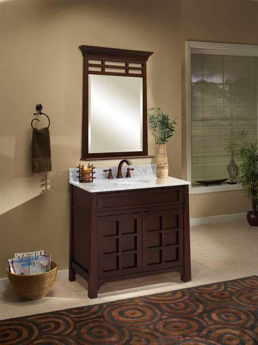 What S The Standard Depth Of A Bathroom Vanity Asian Bathroom Vanity Cabinet Bathroom Style