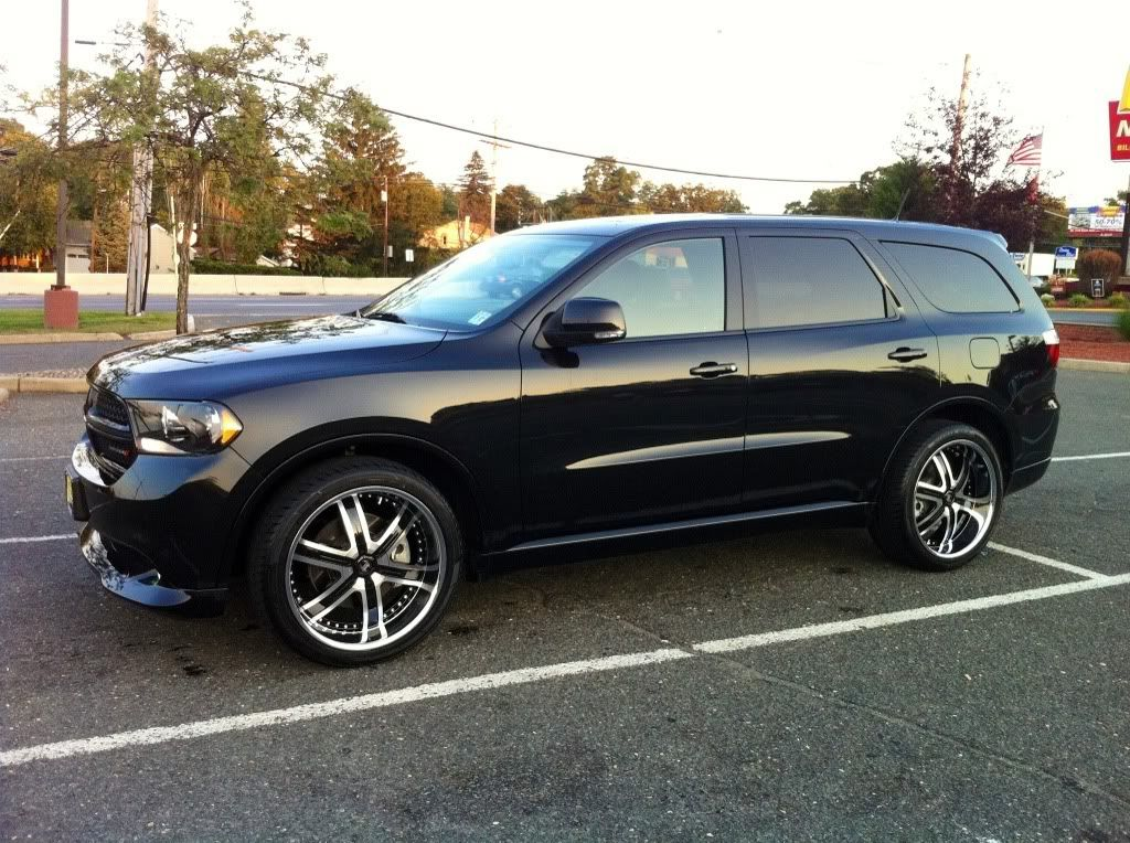 Dodge Durango Rims Welcome To The Forum