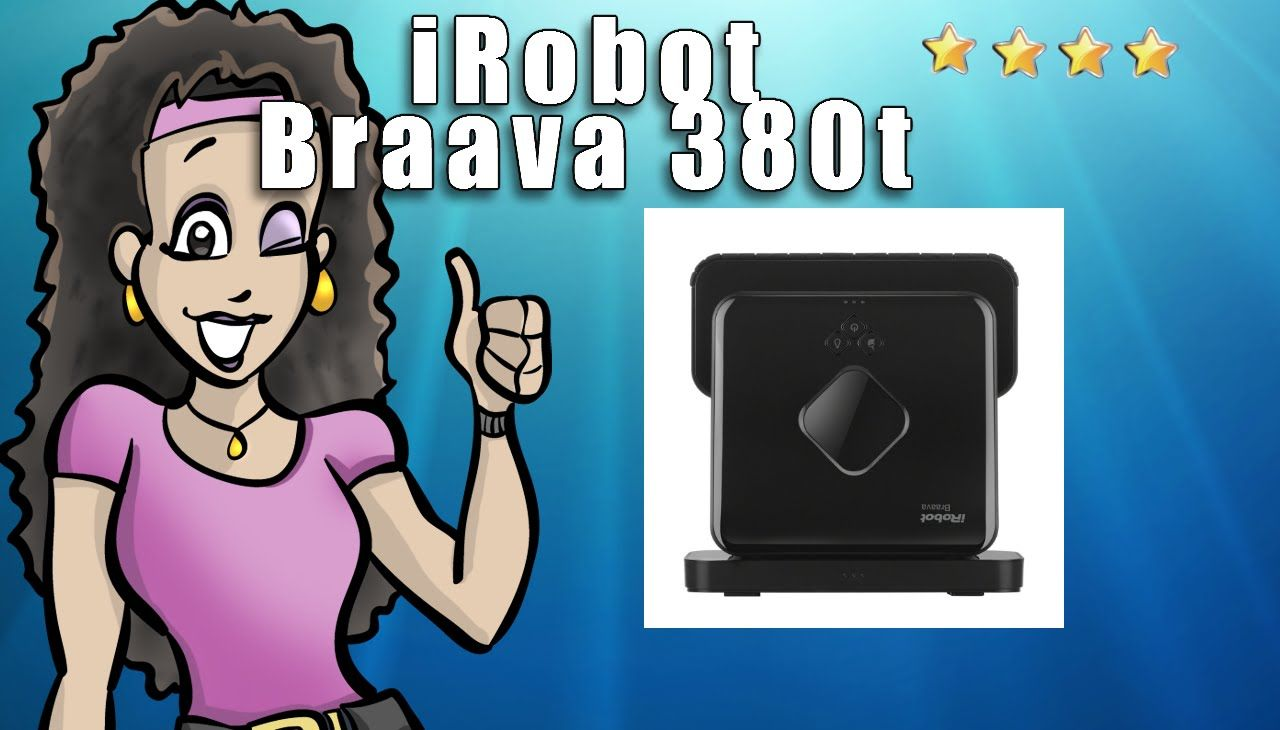 iRobot Braava 380t Floor Mopping Robot Review and Best