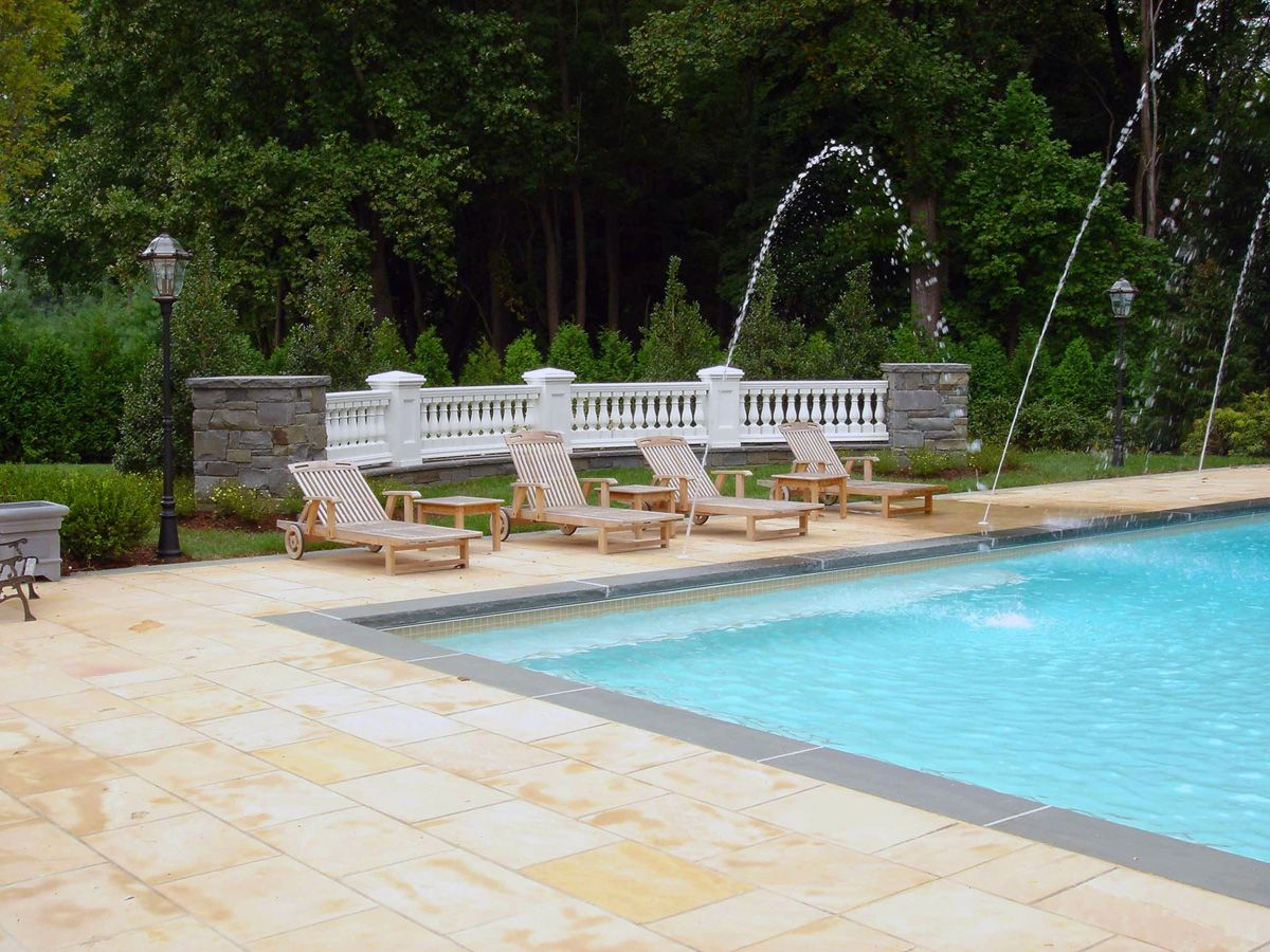 Rectangular Pool Landscaping Ideas Google Search Pool Ideas. Swimming Pool  In House Design. Swimming