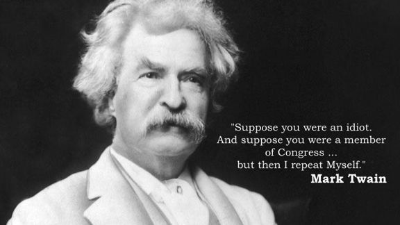 Pin by Robin Fiveash on Quotes (With images) Mark twain
