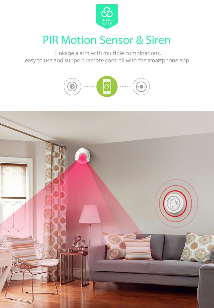 Pin by Tuya & GRSICO Smart Home on Smart Home Sensor