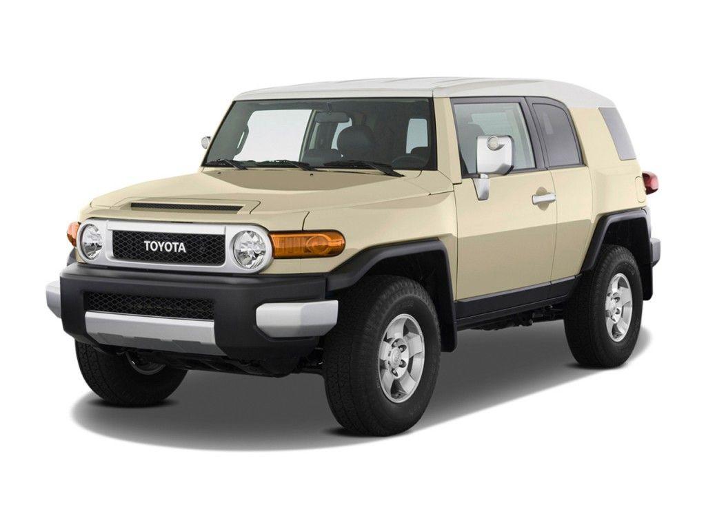 2012 toyota fj cruiser brown color looks so fun to me