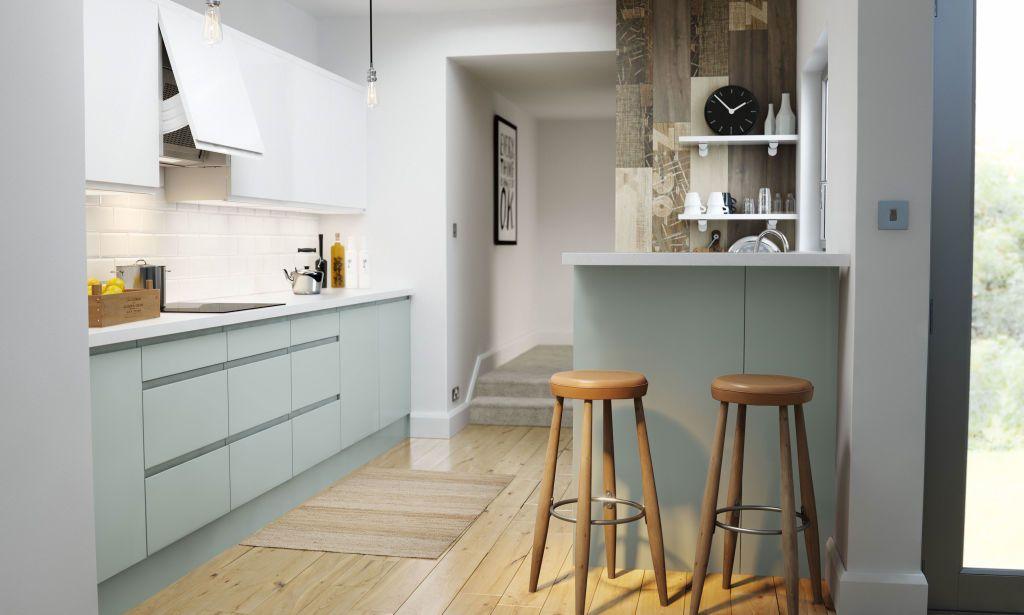 Wren kitchen (\