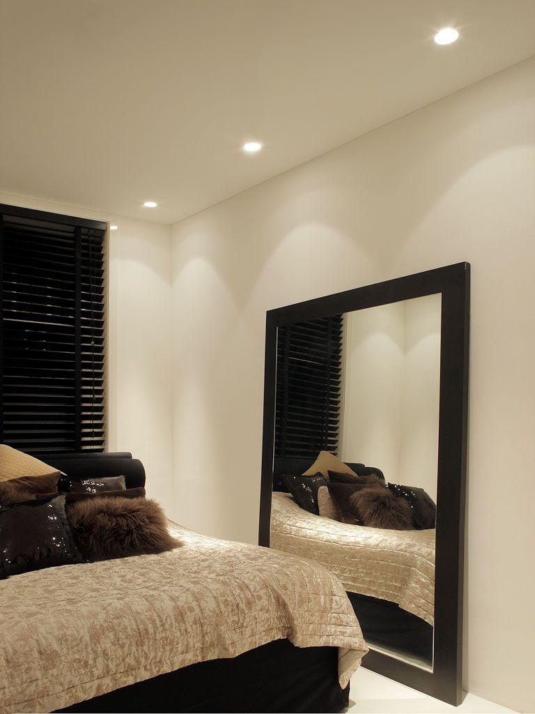 Bedroom lighting ideas - Asy Lotis  Angled bedroom, Romantic