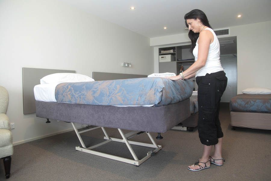How An Electric Bed Lifter In Australia Can Help You To Maintain