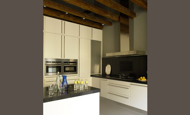 Ideas de #Cocina, estilo #Contemporaneo color #Beige, #Marron ...