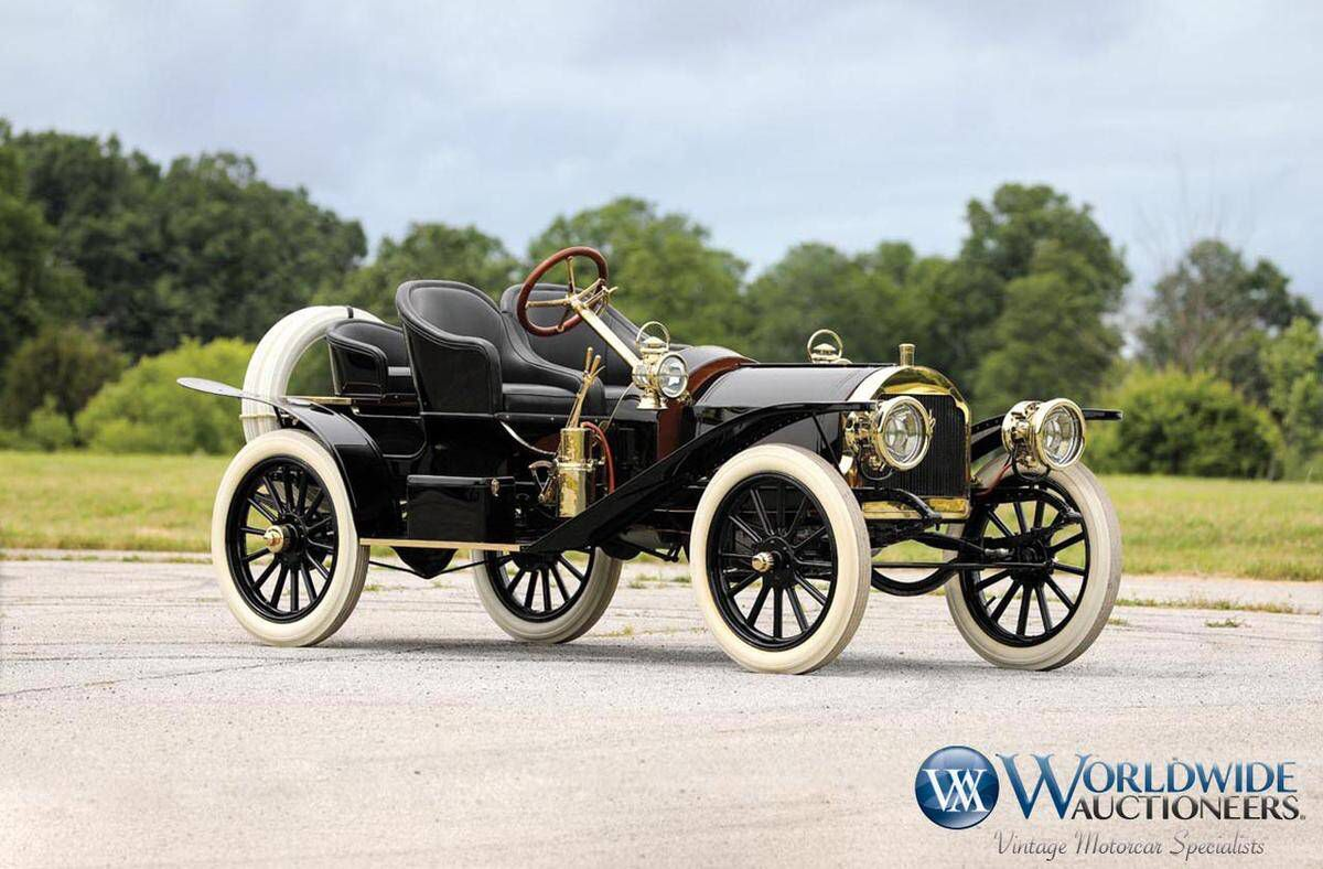 1907 Stoddard-Dayton Model K Runabout | Classic Cars: 1890-1929 ...