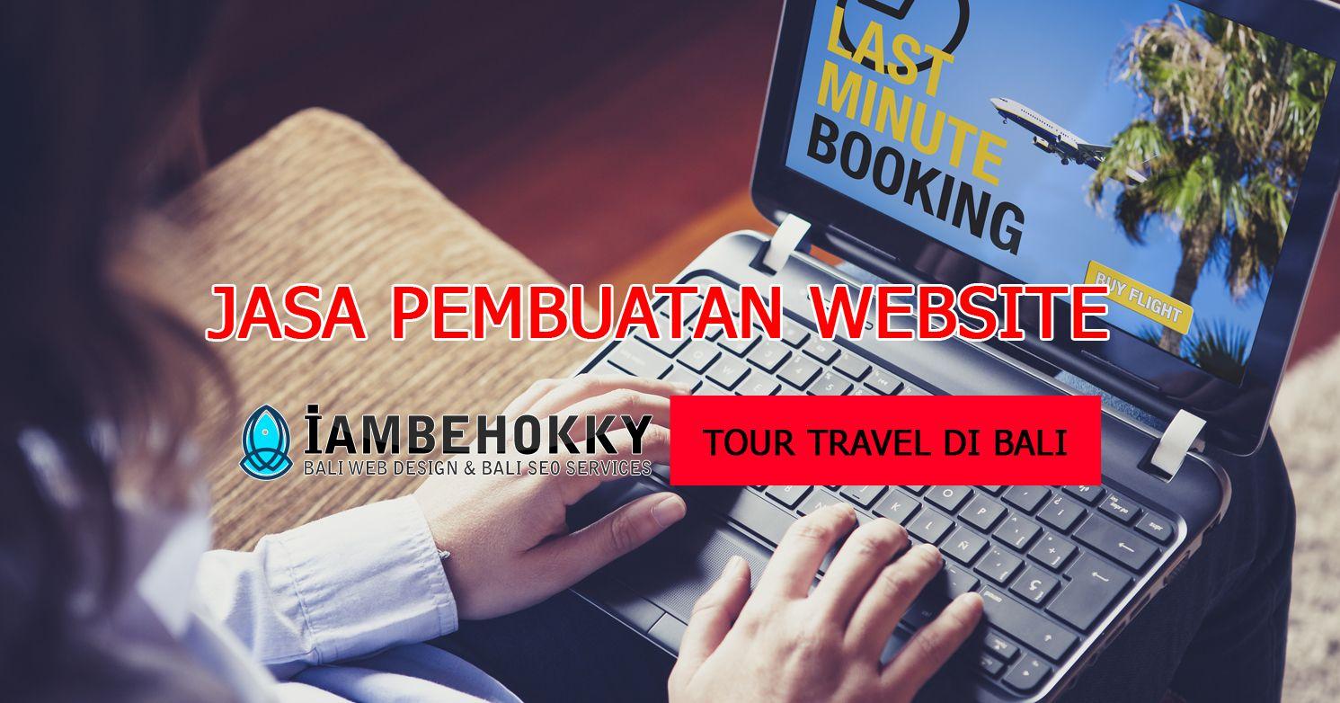 Jasa Pembuatan Website Tour Travel Driver Di Bali Bali Website