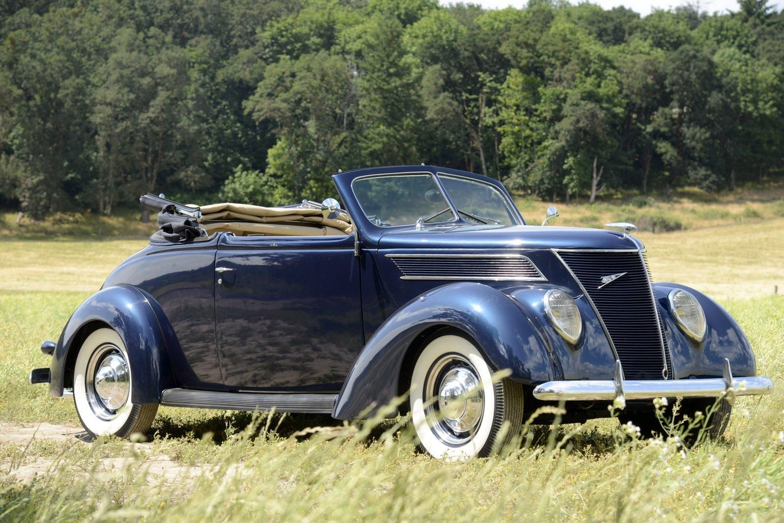 Gene Winfield Modified 1937 Ford Cabriolet Classic Cars Gene Winfield Cabriolets