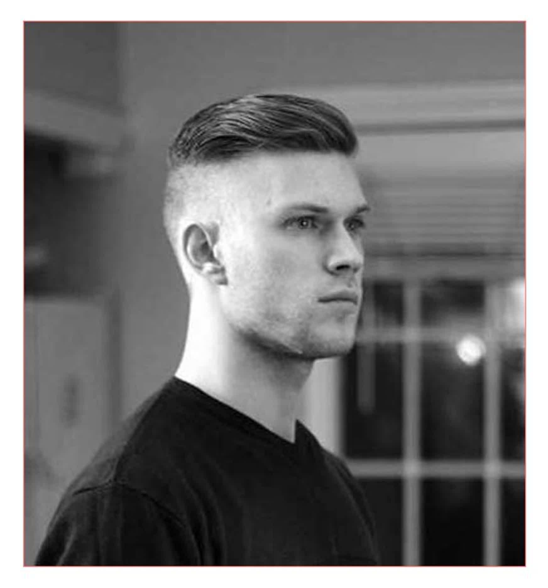 Luxus-Kurzhaarfrisuren für Männer #männerfrisuren #20 ...