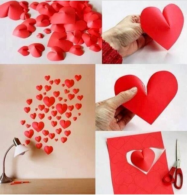 Diy Valentine S Day Decorations Google Search