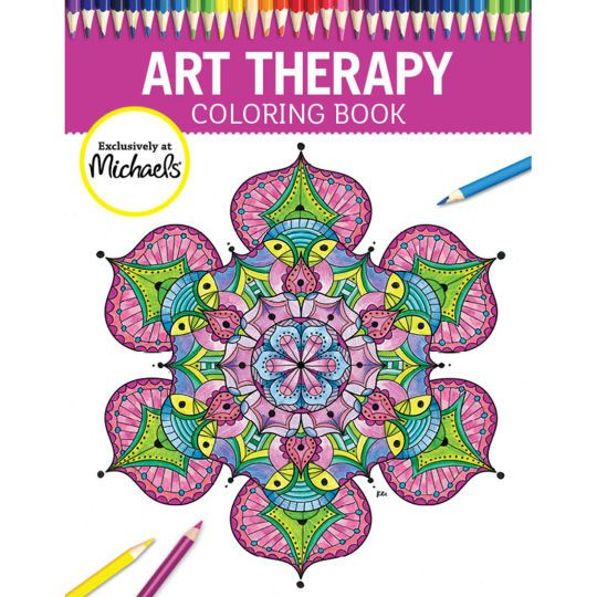 relax and feel the stress melt away as you color the 56 beautiful designs in this michaels exclusive coloring book with tips and advice - Michaels Coloring Books