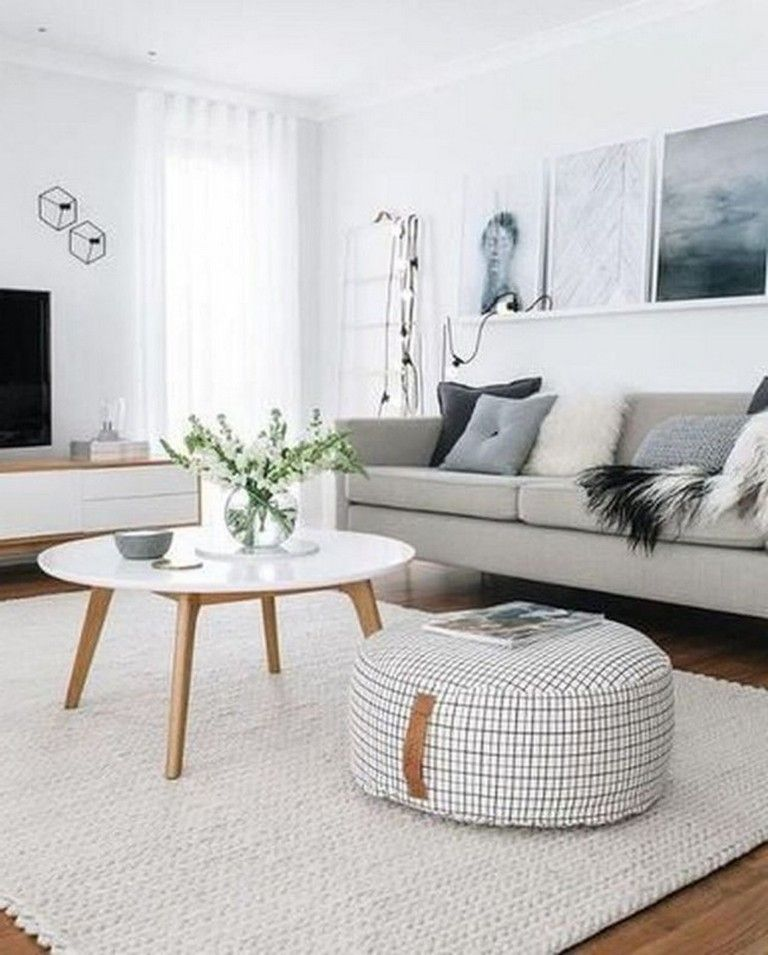 30 Luxury Apartment Living Room Design Ideas #livingroom