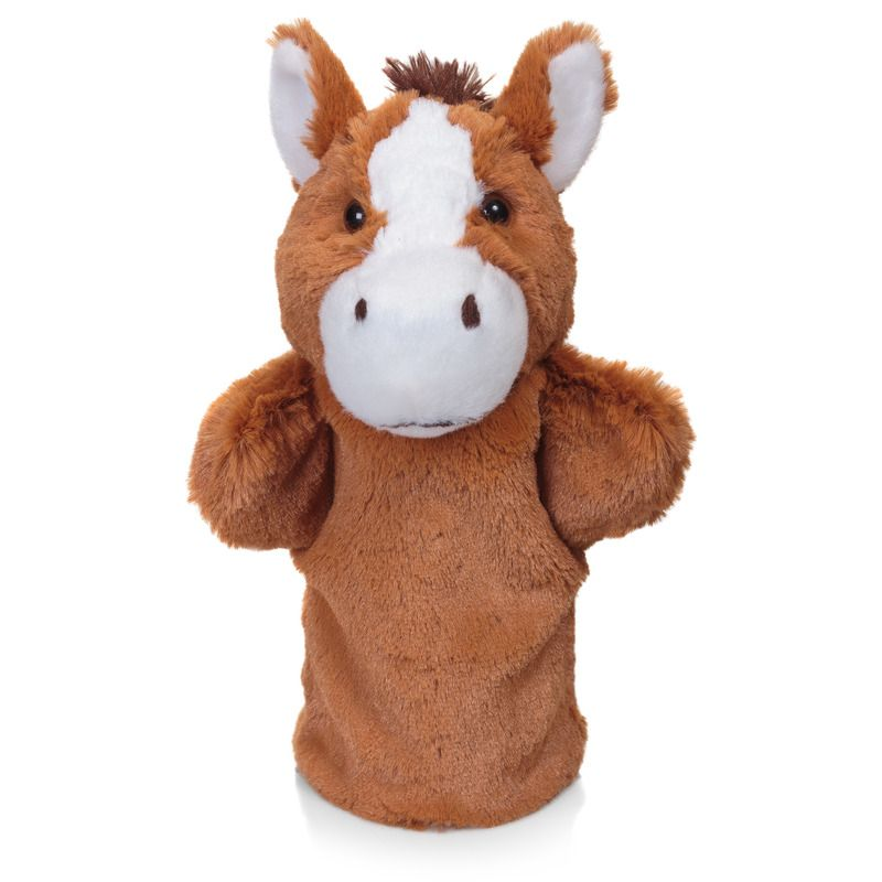 Farm animal hand puppet toys toy street uk animal