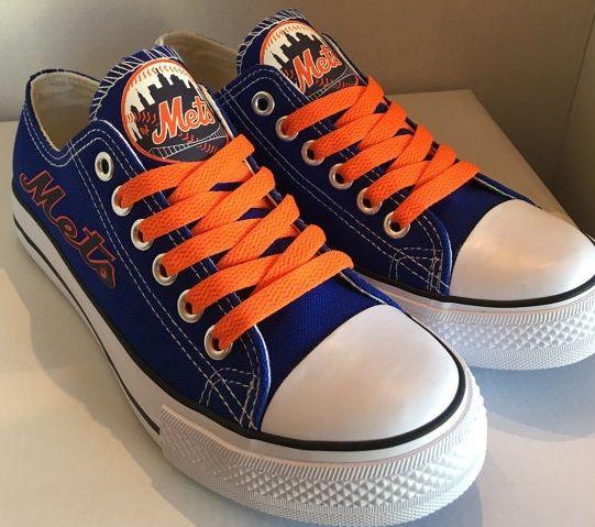 Mets Sneakers   Sneakers, Chuck taylor