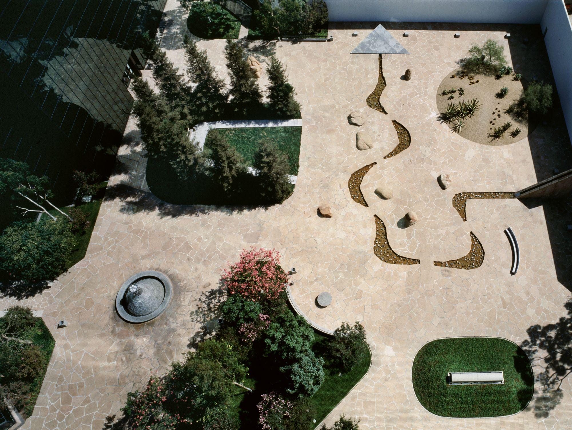 Image result for noguchi garden california | Landscape | Pinterest ... for Noguchi Landscape  45jwn