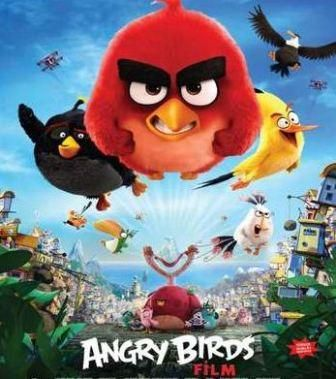 Angry Birds (2016) HD Dual Audio Hindi-English Movie Free Download - copy coloring pages angry birds stella