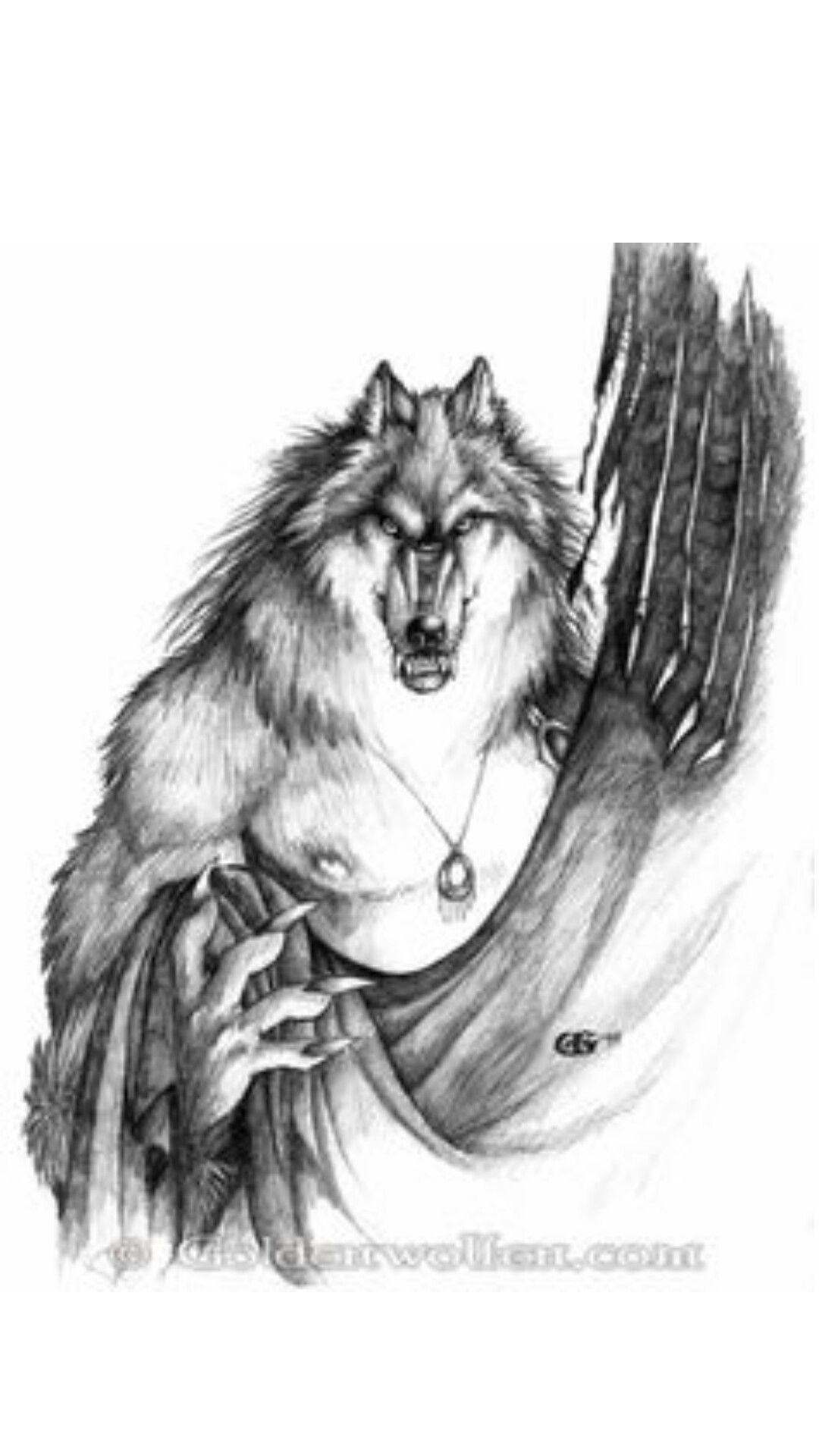 Werewolf | Werewolves / Lobisomens | Pinterest | Hombres lobo, Lobos ...