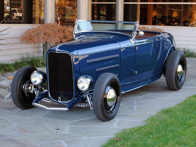 1932 Ford Deuce Roadster  1932 Ford  Pinterest  1932 ford Cool