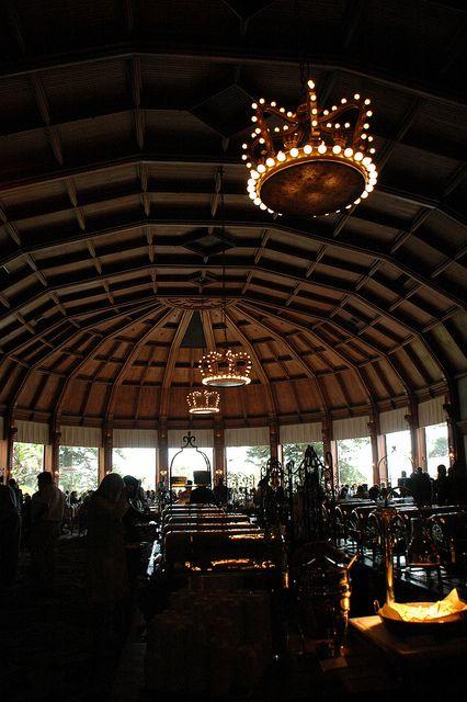 Crown Room Hotel Del Coronado