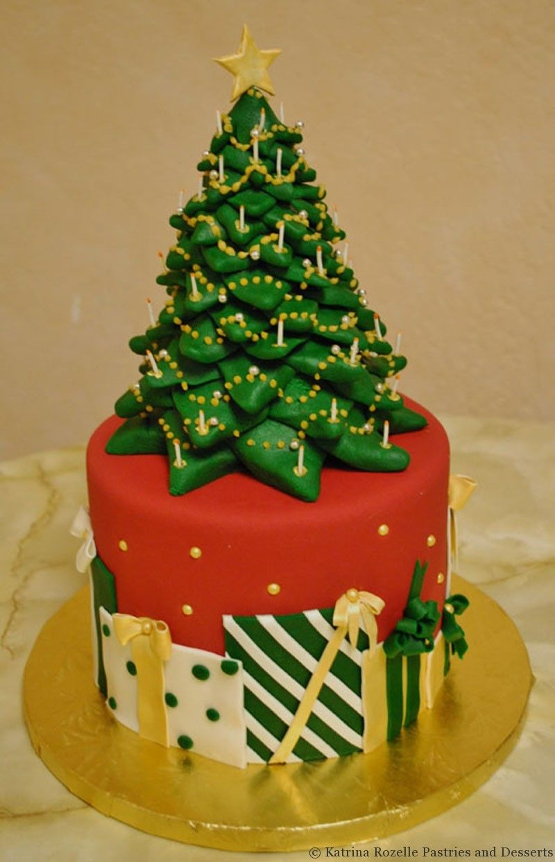 Torte Decorate Per Natale christmas cake decorations image by maria concetta puntillo