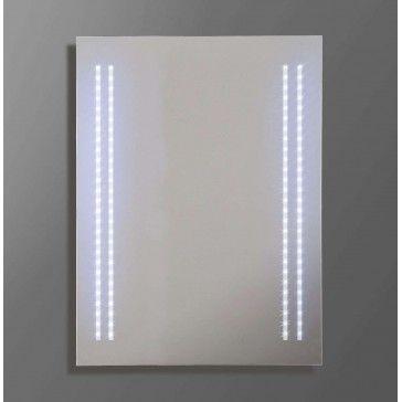 Espejo ba o con luz led e48 dlux espejos de ba o con luz - Espejo bano con luz integrada ...