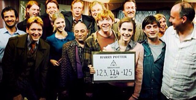 Behind The Scenes Of Harry Potter And The Deathly Hallows Part 1 Too Many Of Those People Die Not Okay Harry Potter Cast Young Harry Potter Harry Potter 6