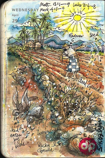 Journal, 29 April 2009 : Parable of the Sower | Flickr - Photo Sharing!