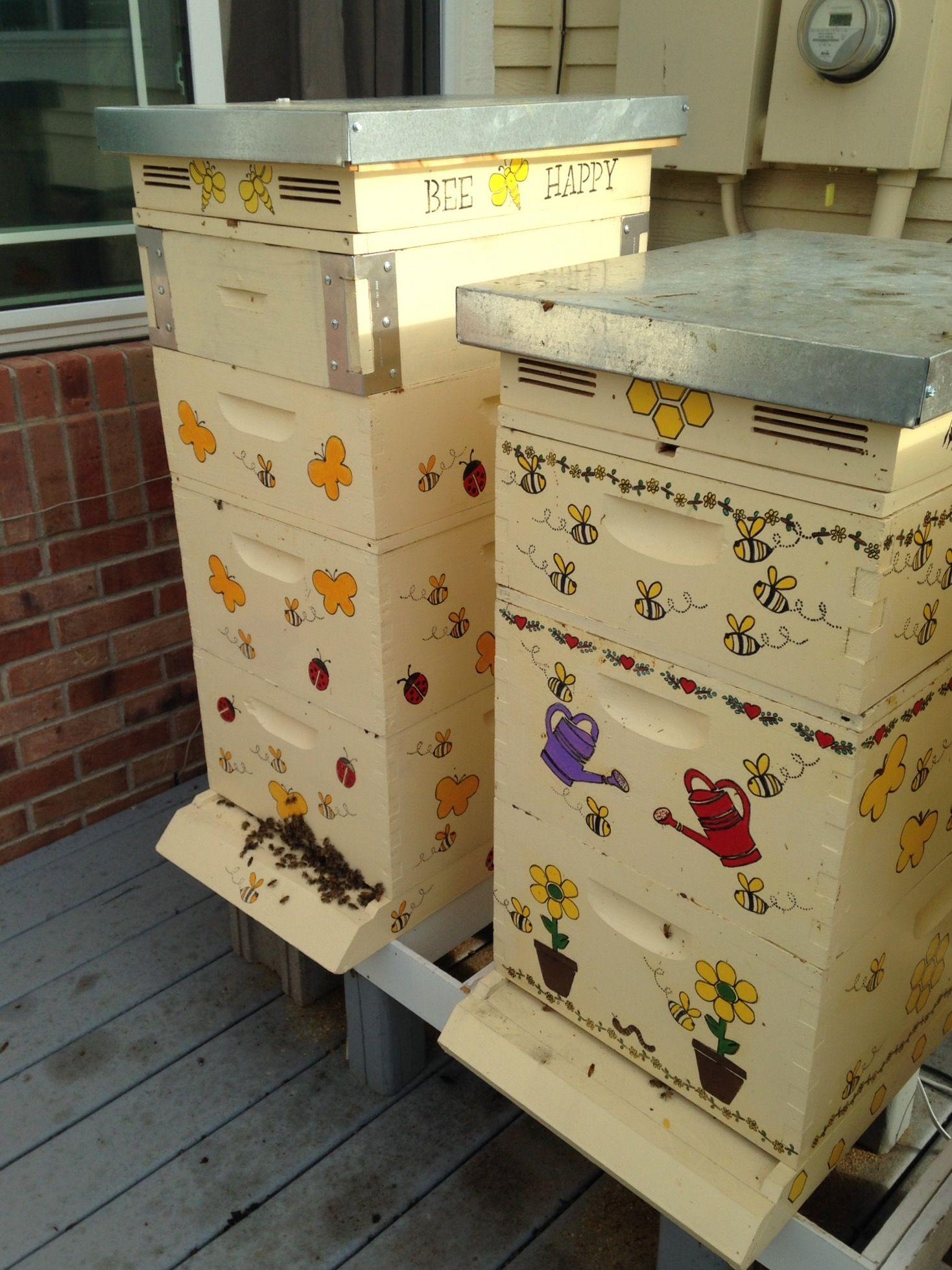Pin de Reatha Nelson en Beekeeping Pinterest Abeja Miel y