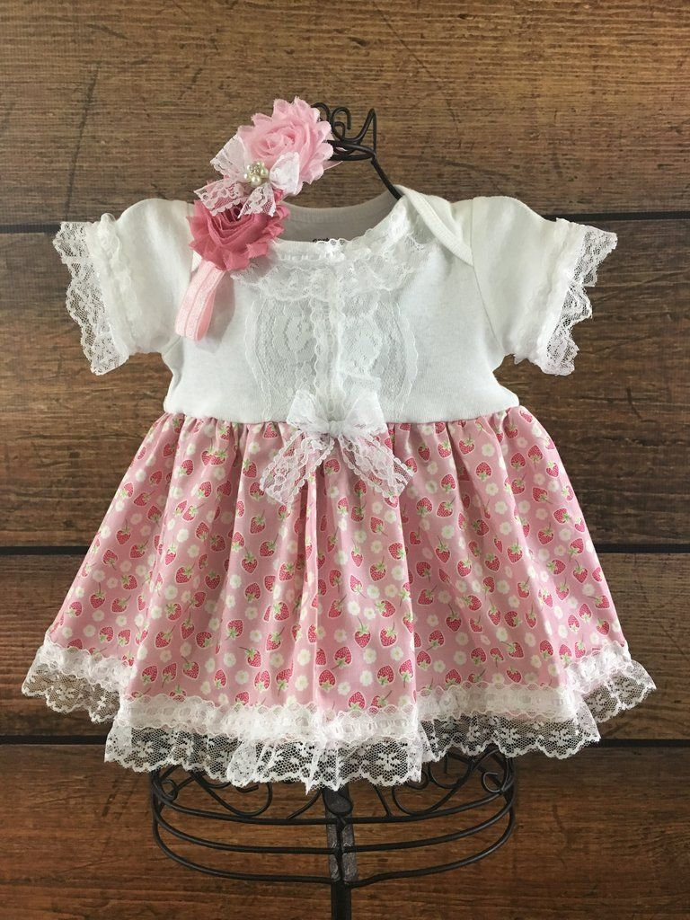 c9252bcb0 Little Girls Dress Spring Floral | THOSE WERE THE DAYS ...