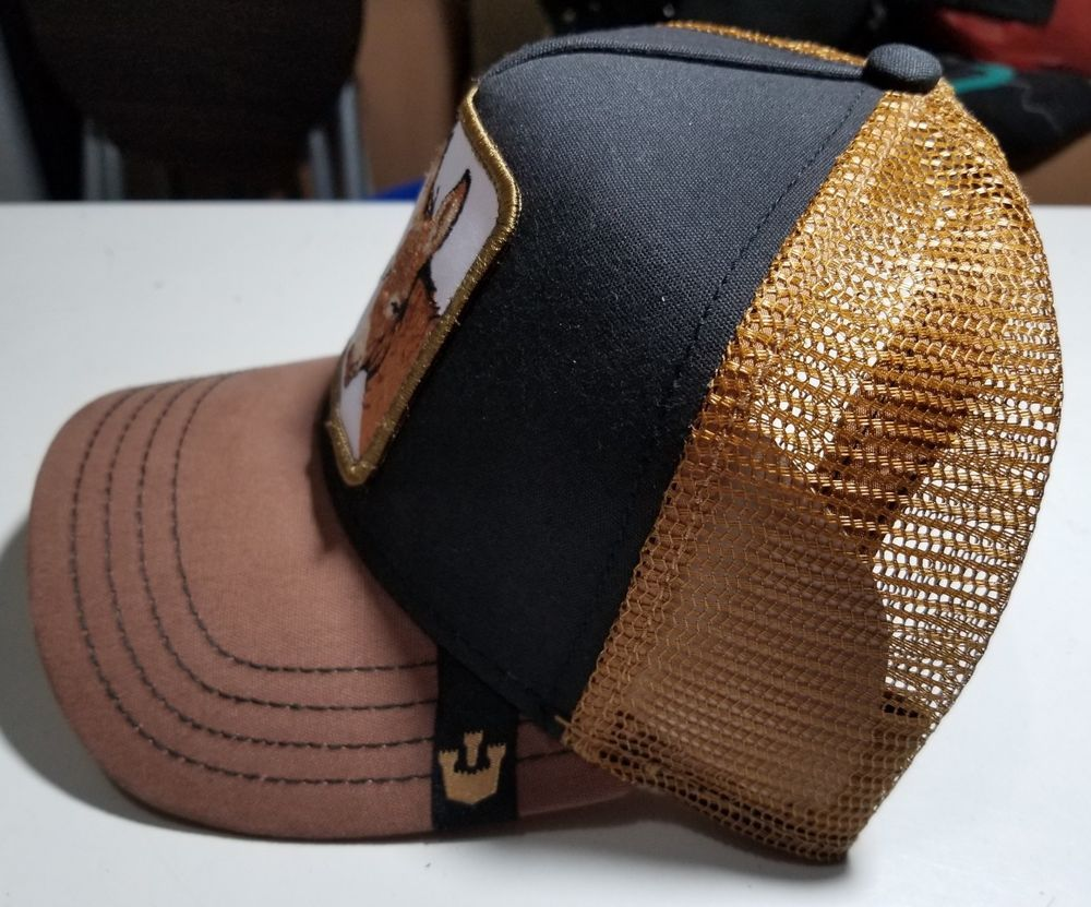 3b17774cb45 Mens Bad Ass Hat in Black One Size US  fashion  clothing  shoes  accessories   mensaccessories  hats  ad (ebay link)
